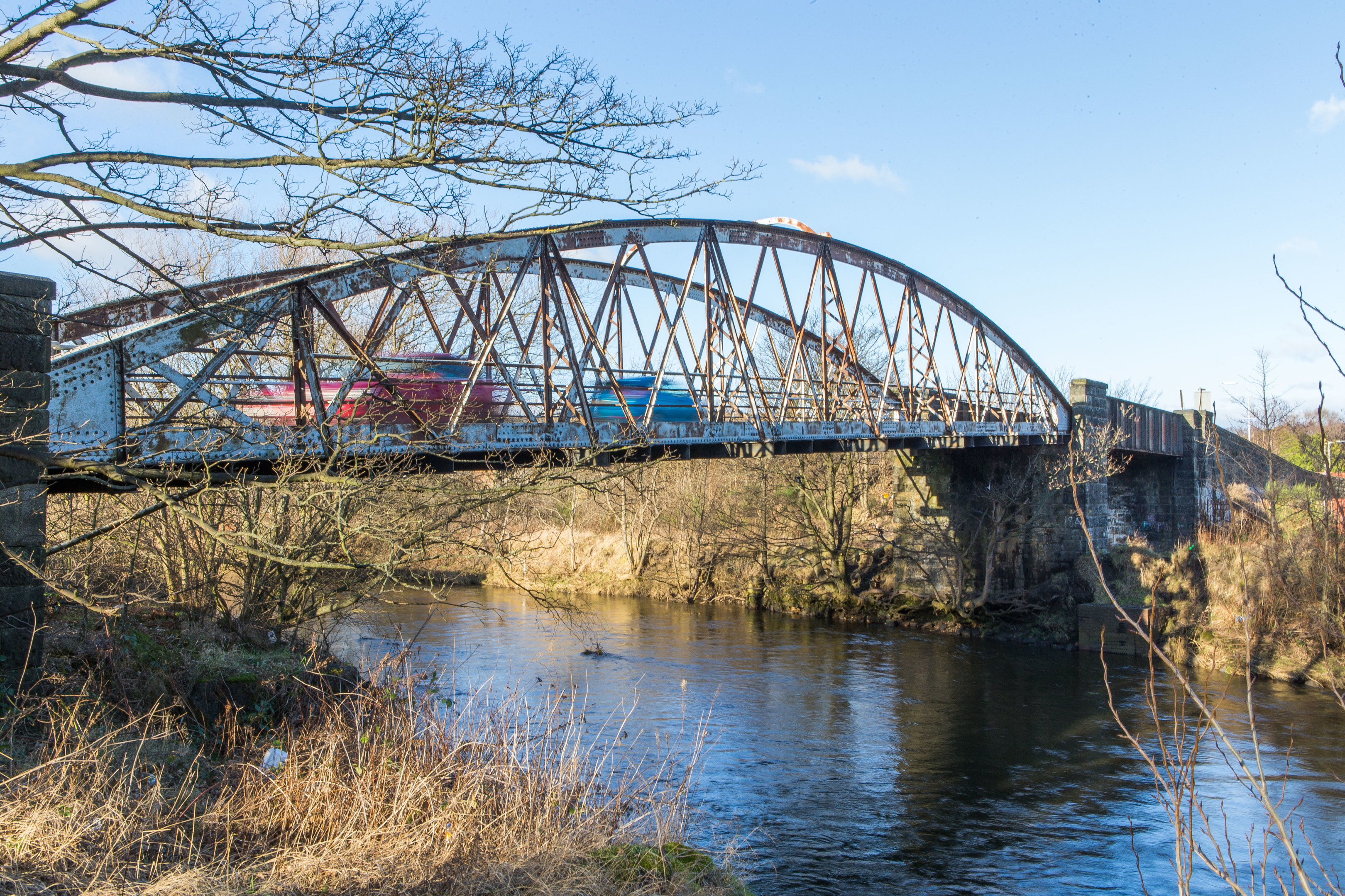 The Iron Brig in Leven is one of those earmarked for complete closure by Fife Council.