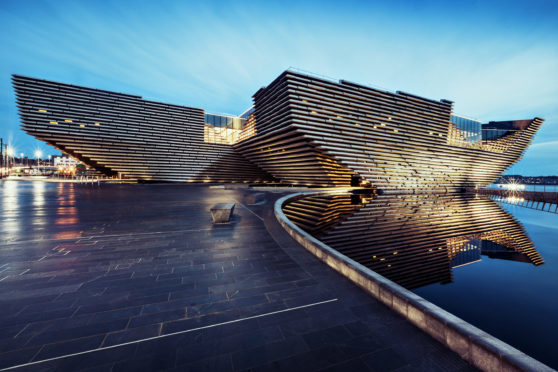 The hope is to have public Wi-Fi in place in time for the V&A's opening in September.