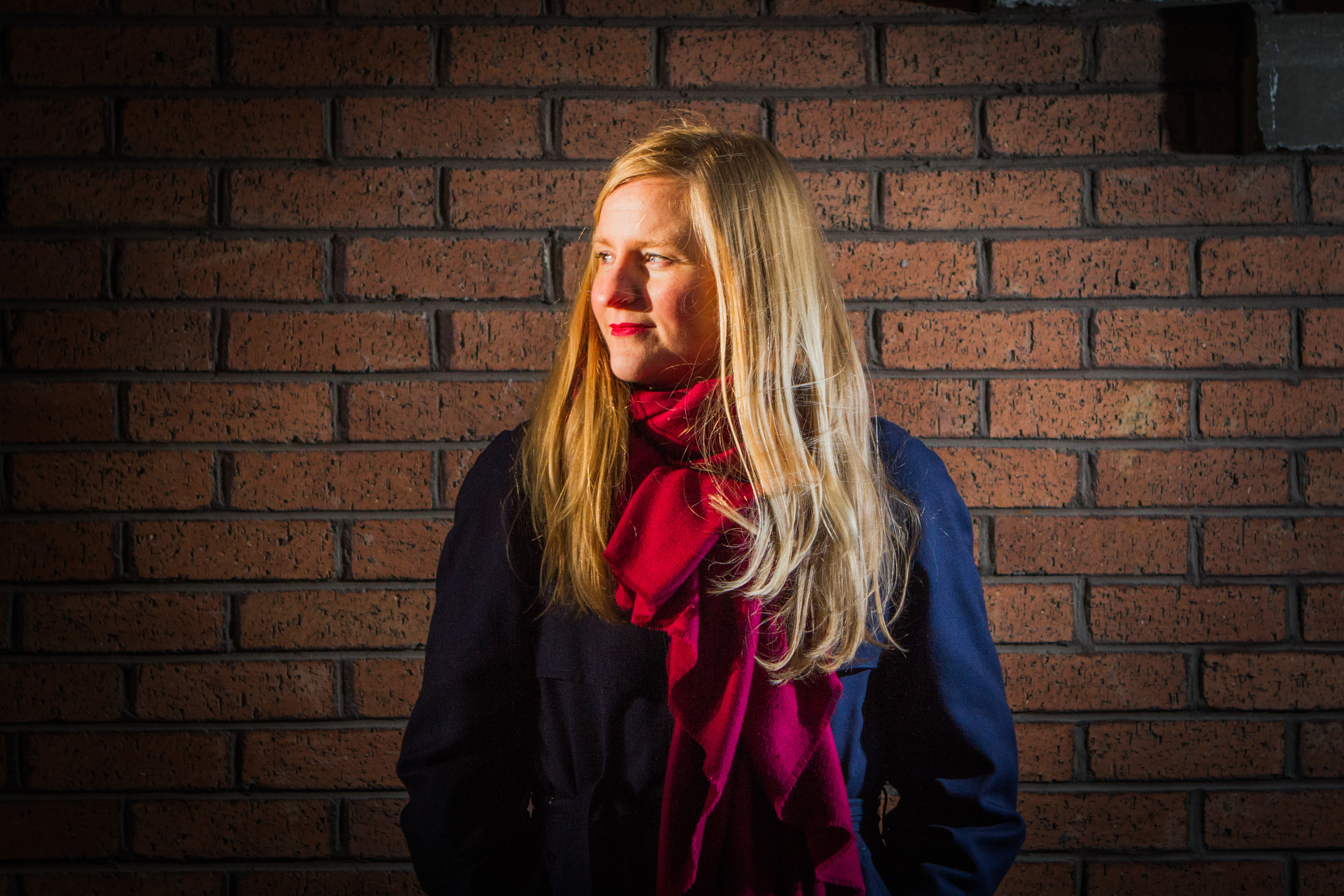 Abertay lecturer Clare Brennan