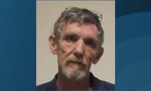 Sex offender David Morrison.