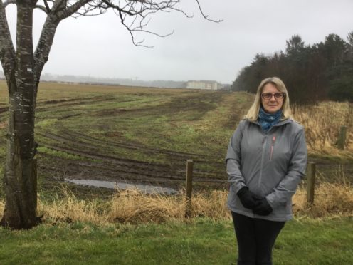 Cllr Ann Verner said work must start at Langlands without delay