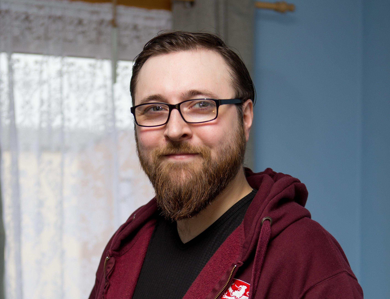 Ewan Gurr, former Scottish manager of the Trussell Trust