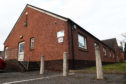 The former Trades Lane Health Centre in Coupar Angus.