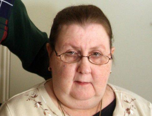 Victim Sandra McGowan