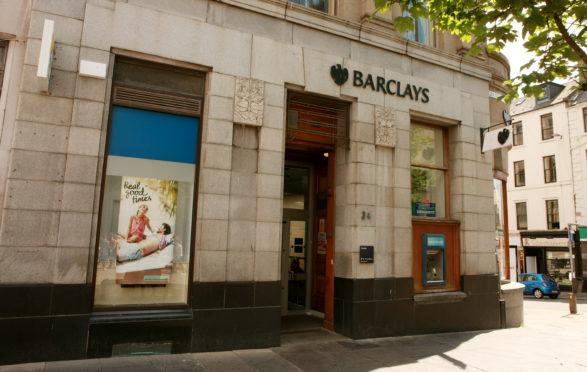 Barclays Bank, Dundee
