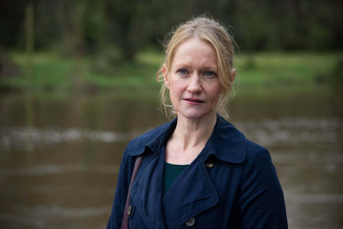 Programme Name: Come Home  - TX: n/a - Episode: Come Home - EP 2 (No. 2) - Picture Shows:  Marie (PAULA MALCOMSON) - (C) Red Productions Limited  - Photographer: Steffan Hill