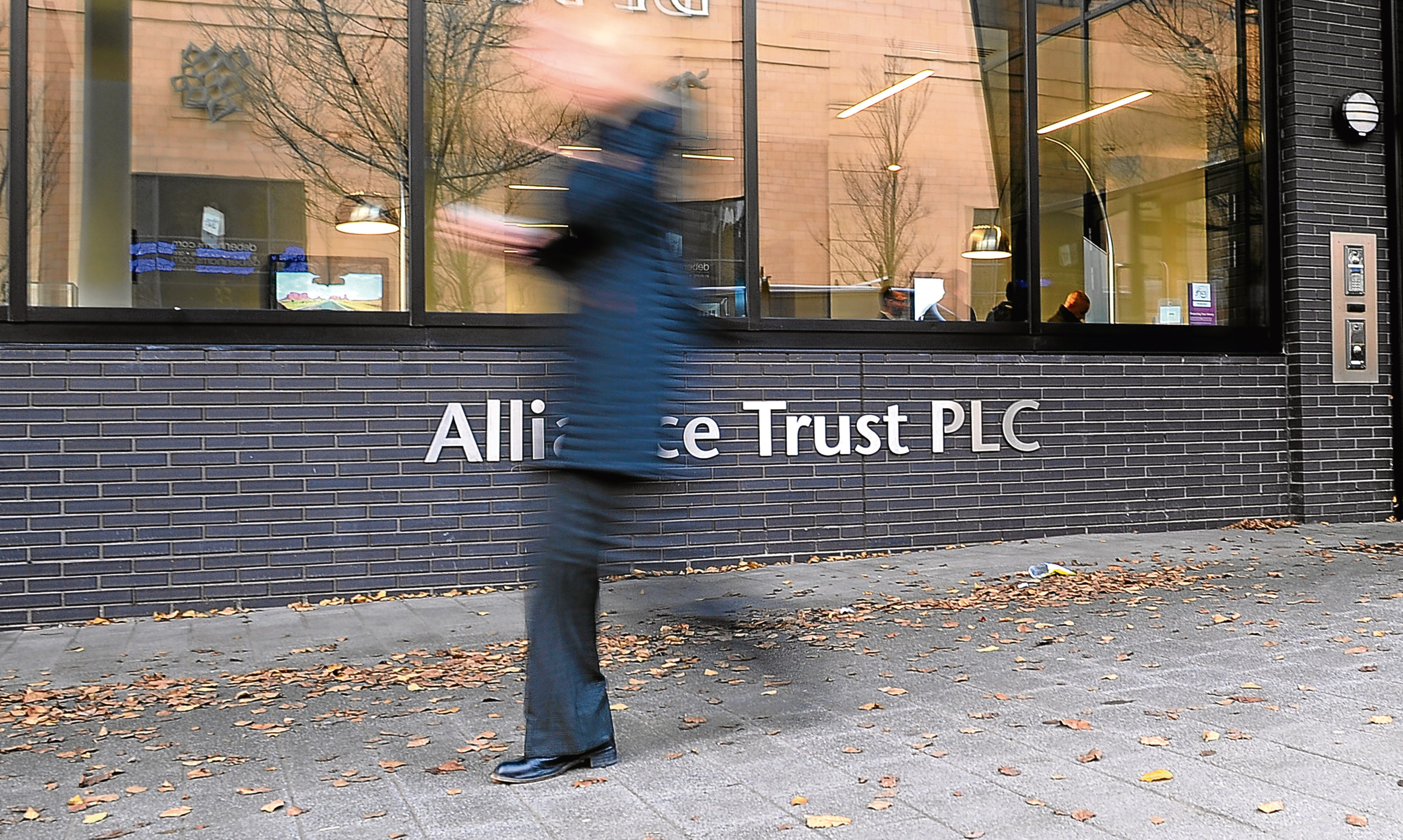 Alliance Trust's Dundee  headquarters