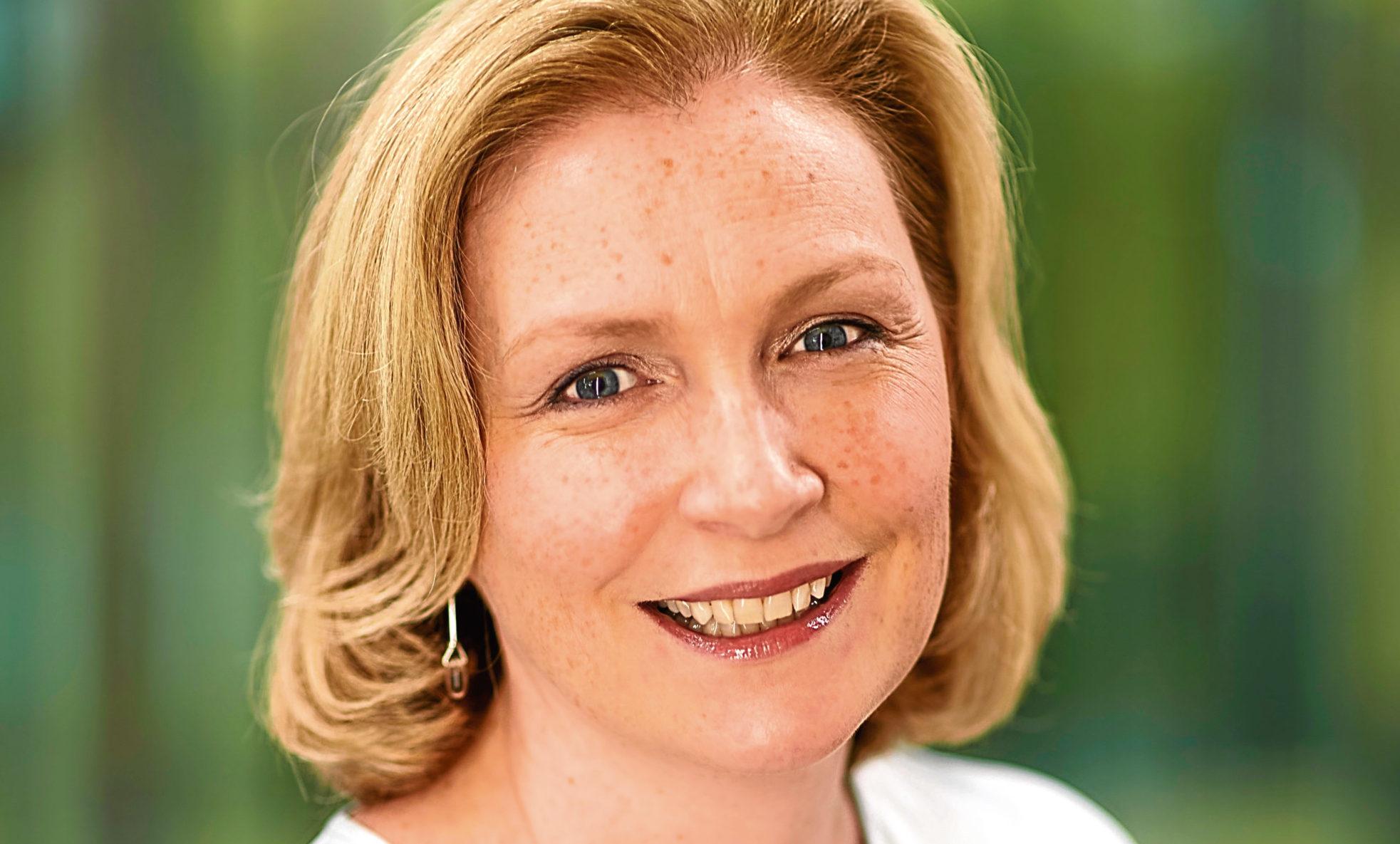 New CBI Scotland director Tracy Black.