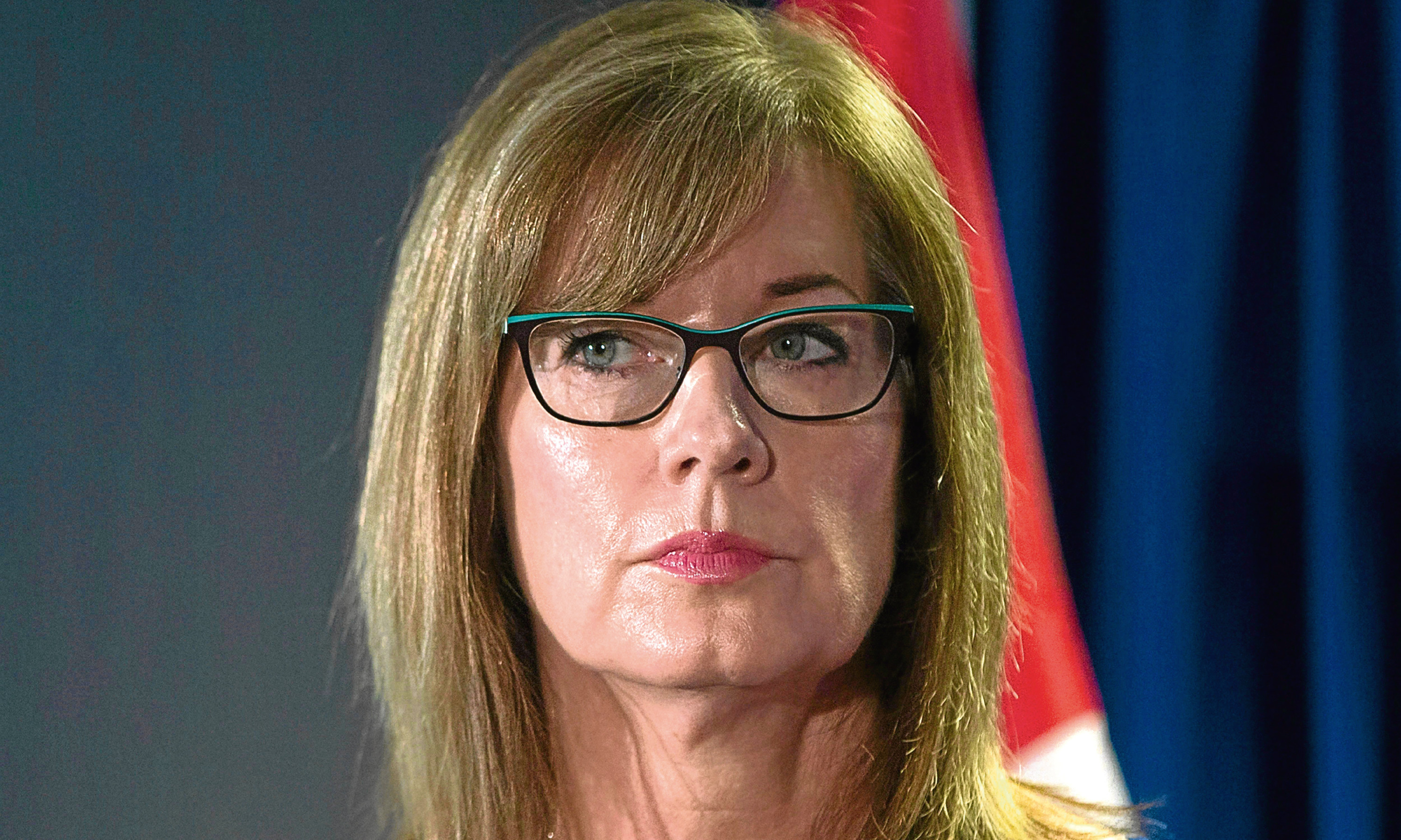 Information and Privacy Commissioner Elizabeth Denham has intervened in the Cambridge Analytica data row. Picture: Canadian Press/PA Images.