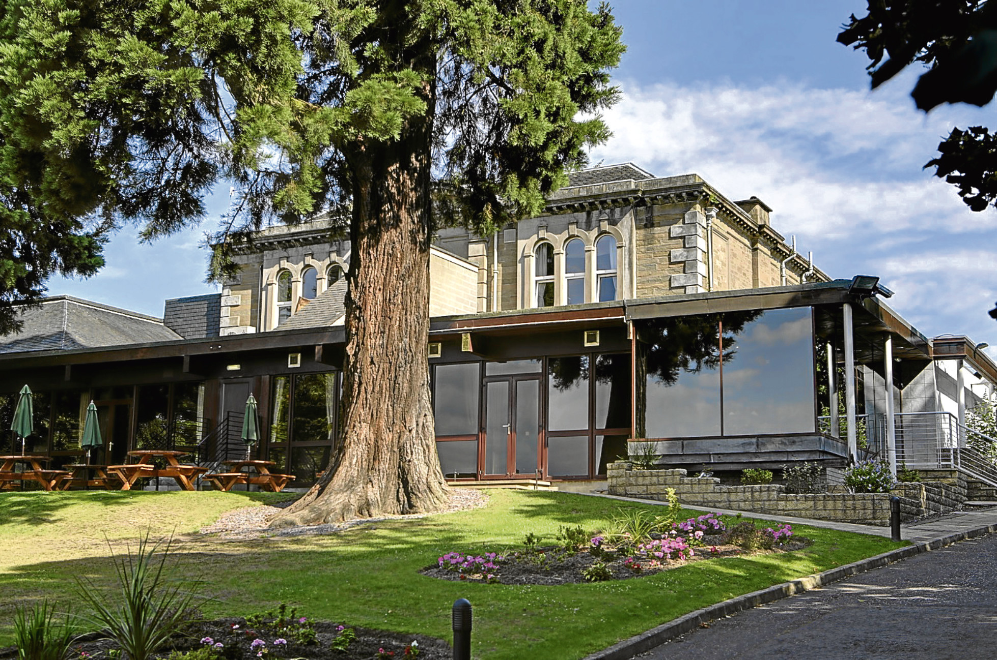 The extension adds 24 rooms to the Invercarse Hotel.