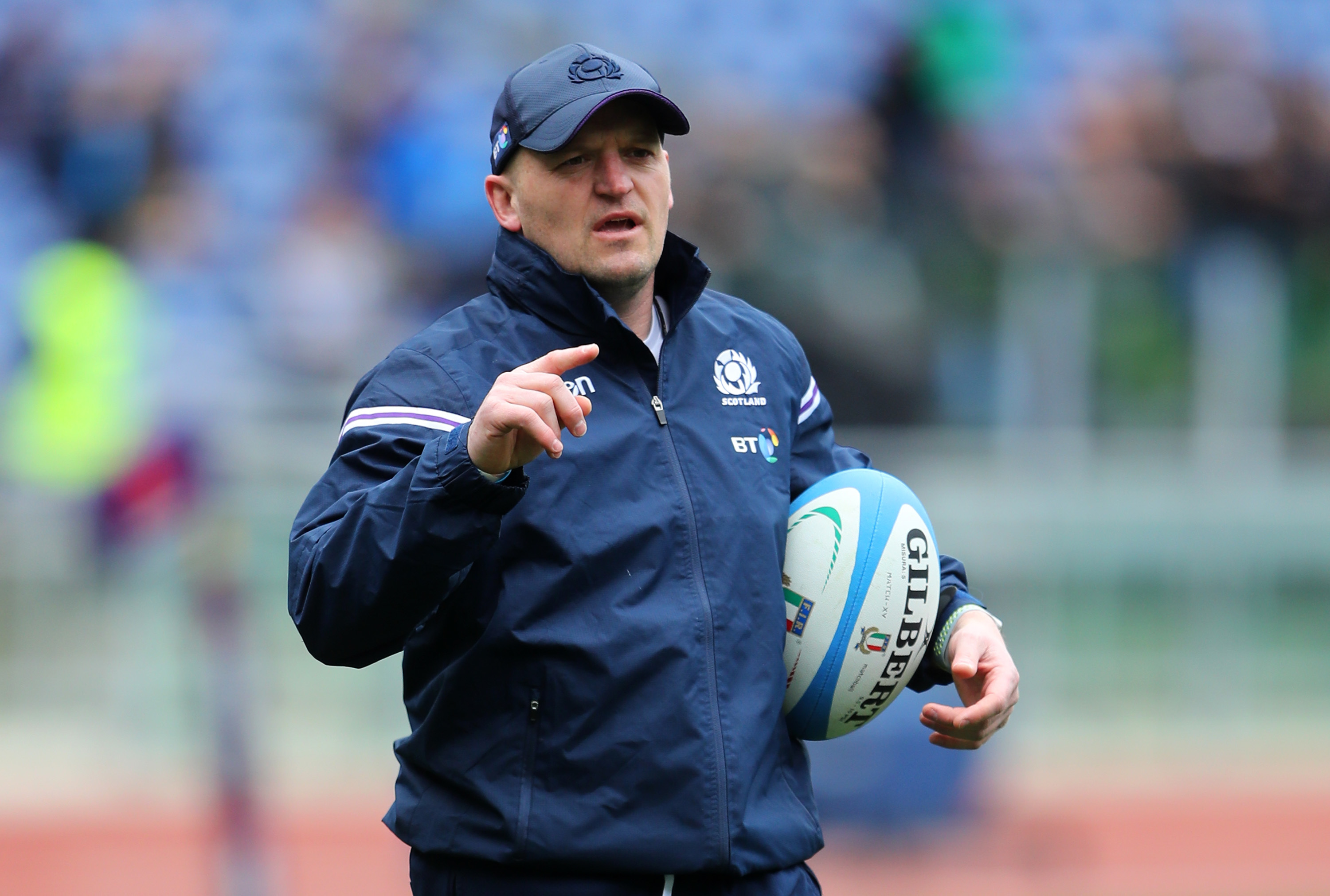 Gregor Townsend thinks Scotland played to their full potential for only an hour of the 6 Nations campaign.
