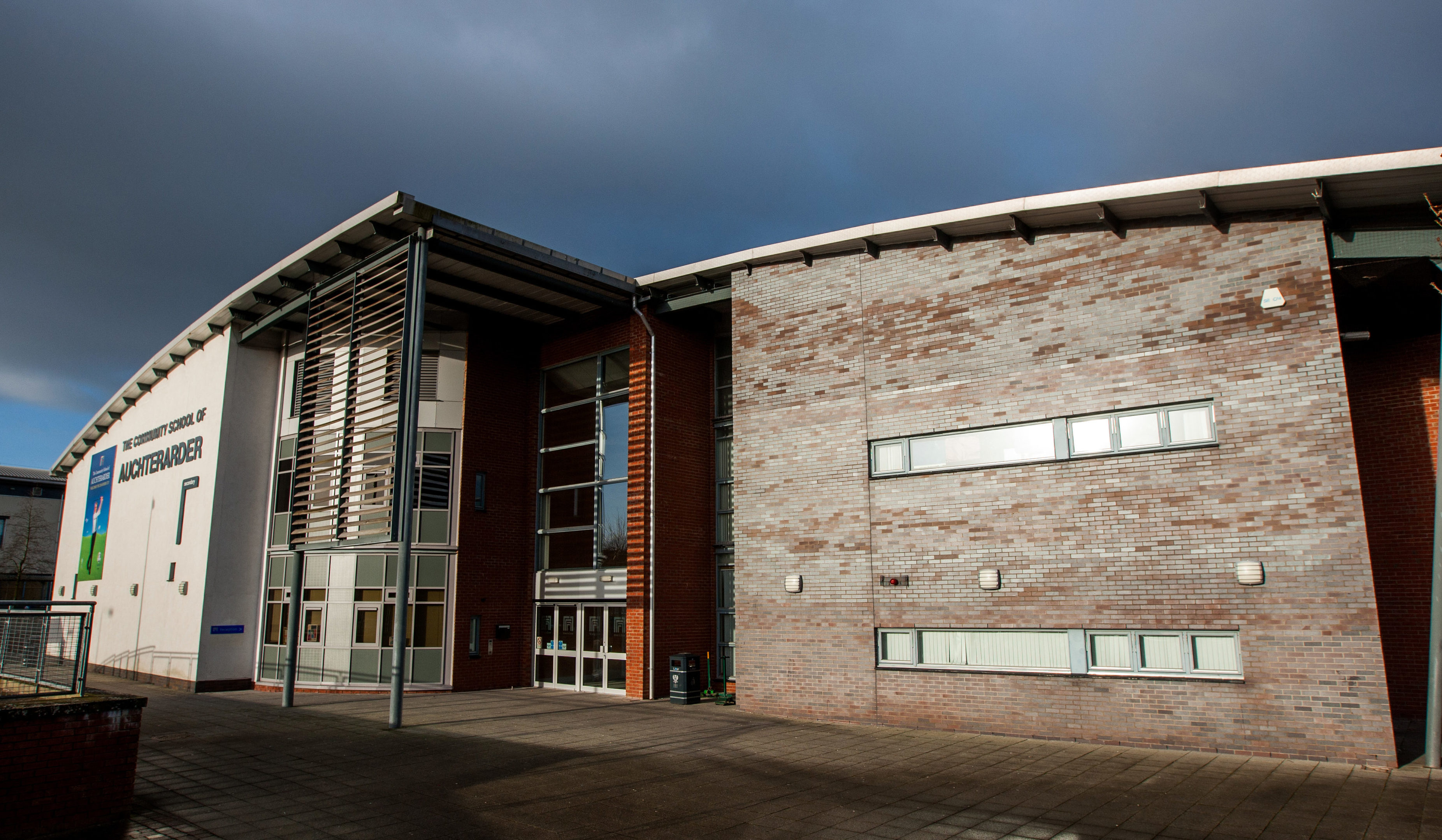 The Community School of Auchterarder.