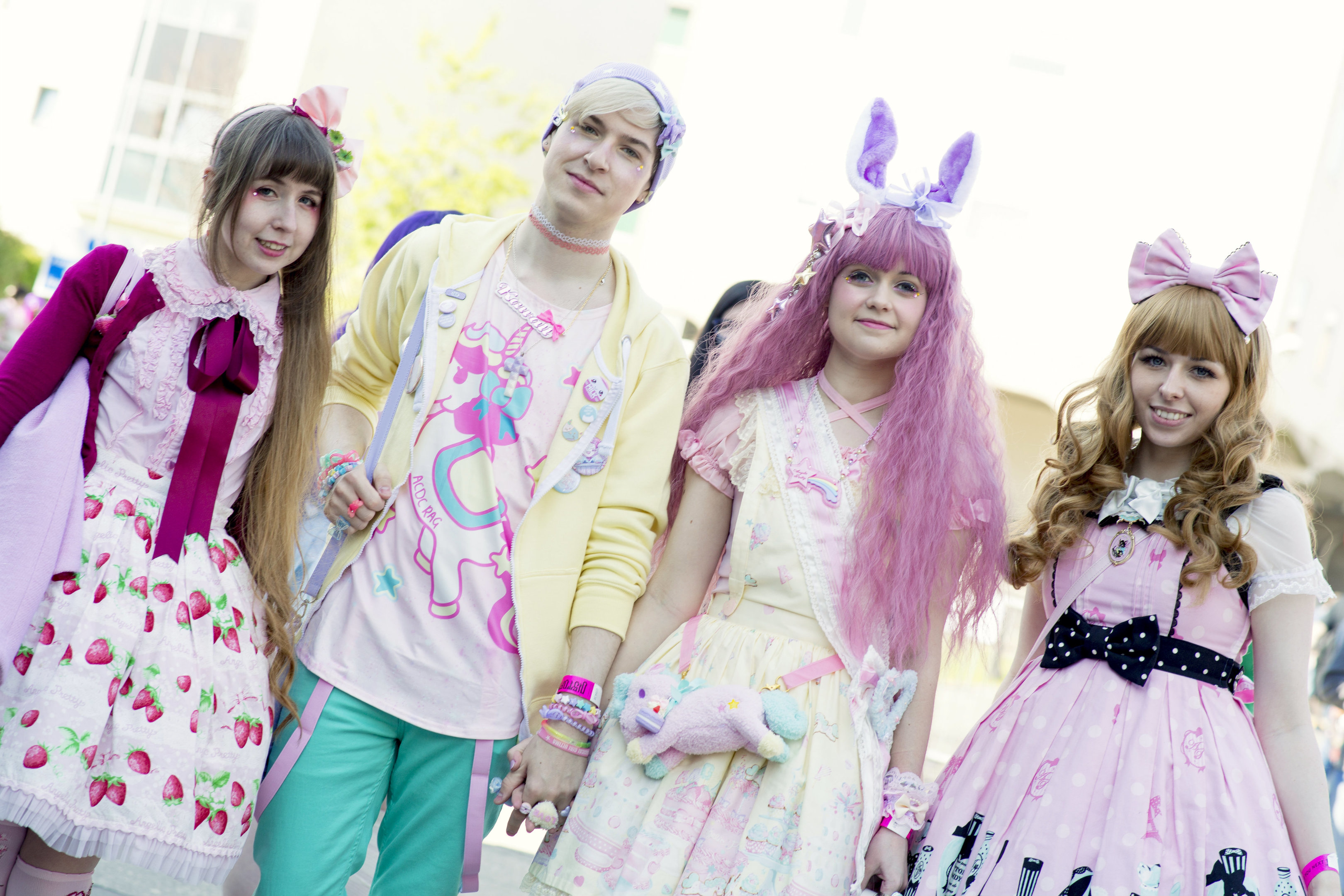 Participants in last year's DeeCon. Photo courtesy of Dundee University.