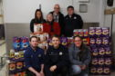 Tesco staff donate Easter eggs to Bethany Christian Trust