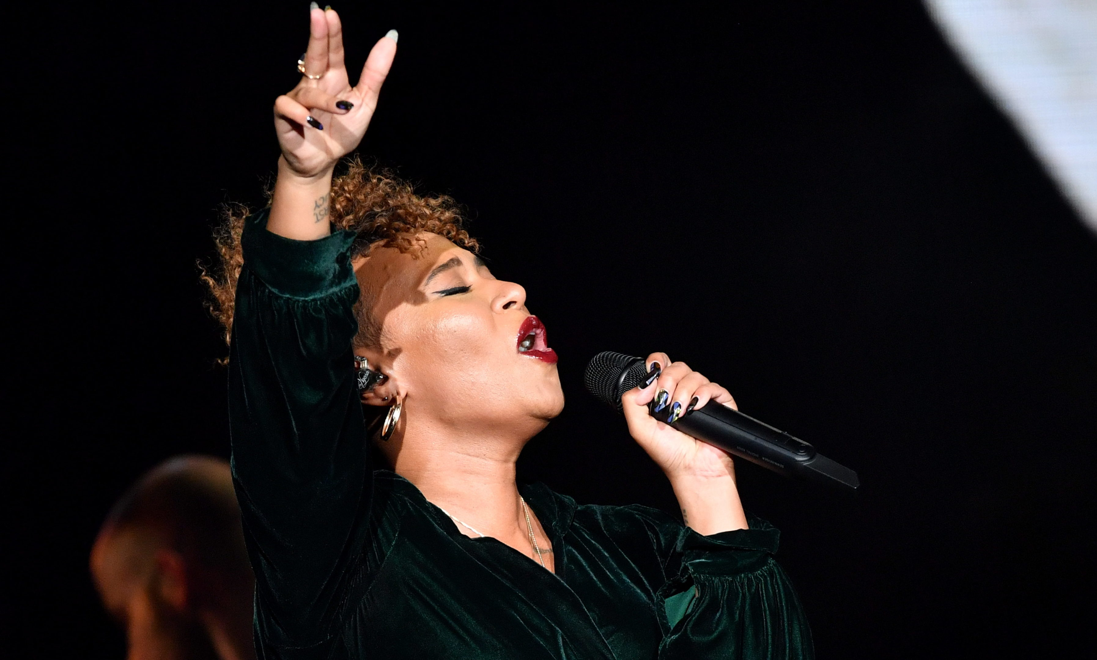 Emeli Sande, who will be performing at the Biggest Weekend in Scone Palace.