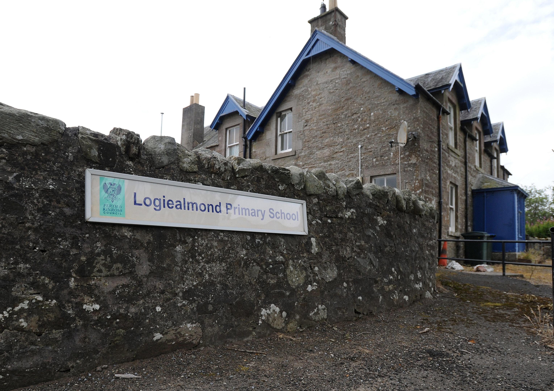 Logiealmond Primary School.