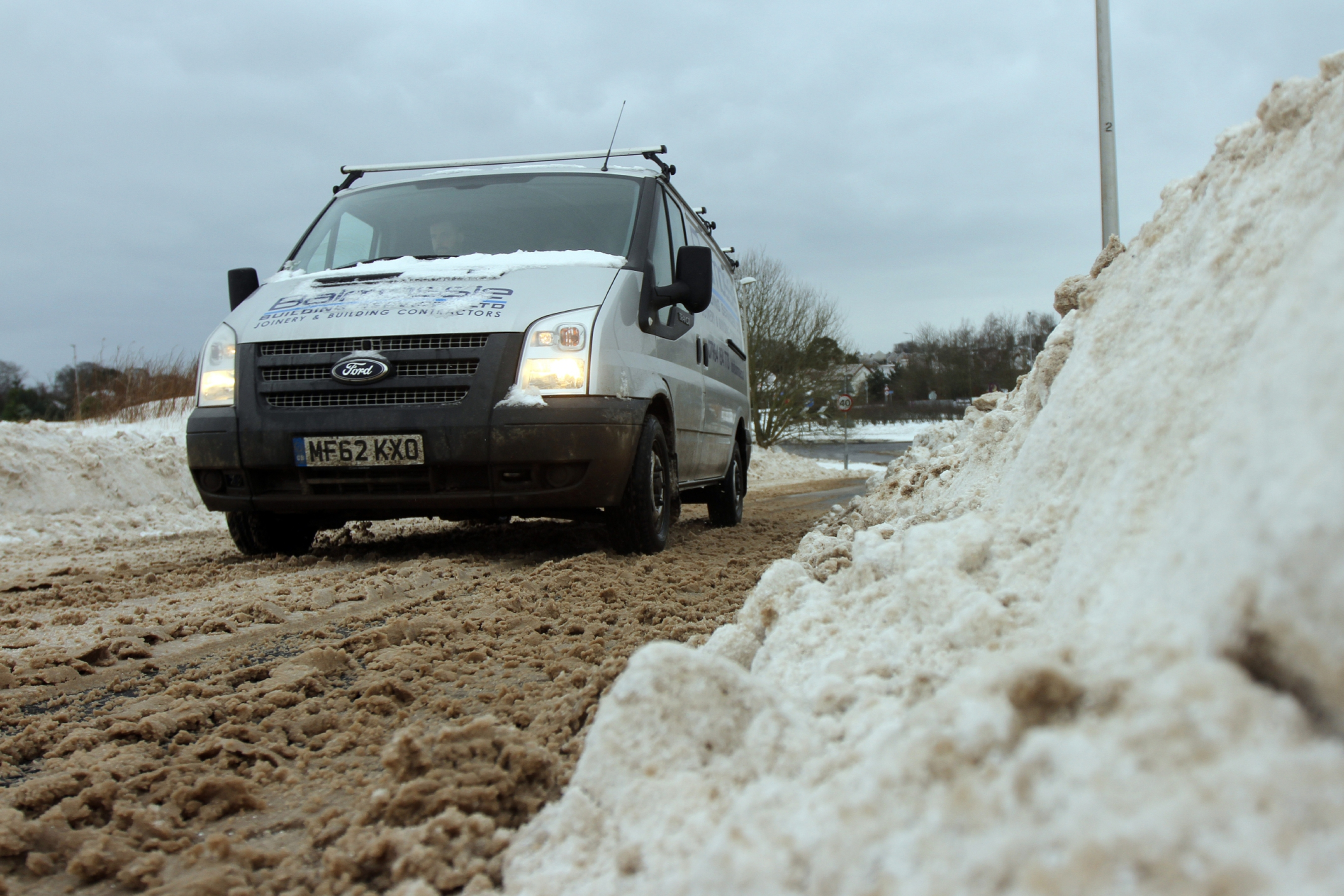 The Beast from the East caused widespread disruption.