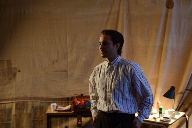Martin Compston as Midge Ure.