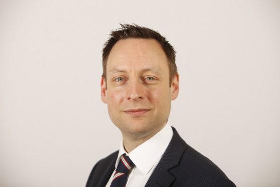 Liam Kerr MSP.