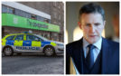 Michael Matheson has come under new pressure over Police Scotland funding