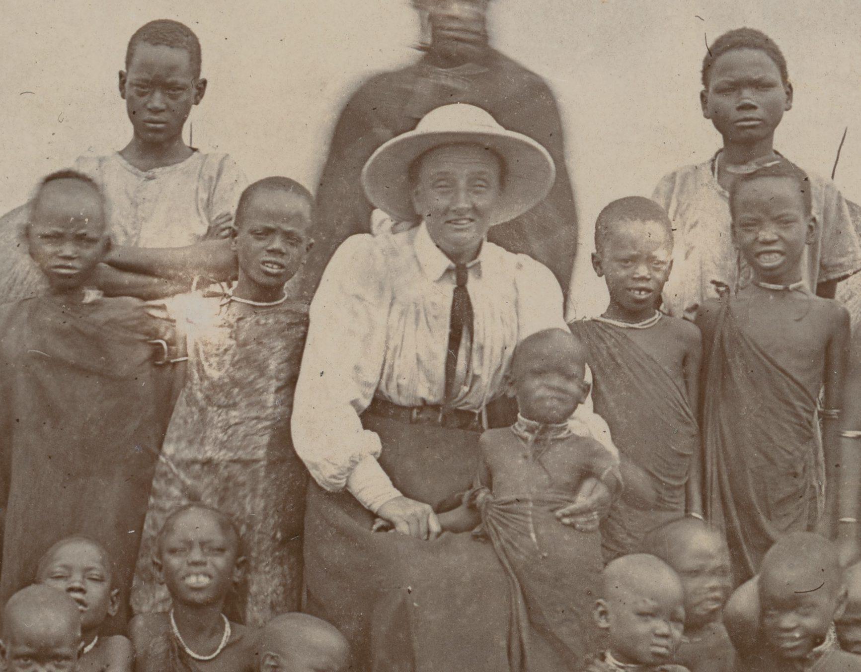 Minnie Watson, Kenya