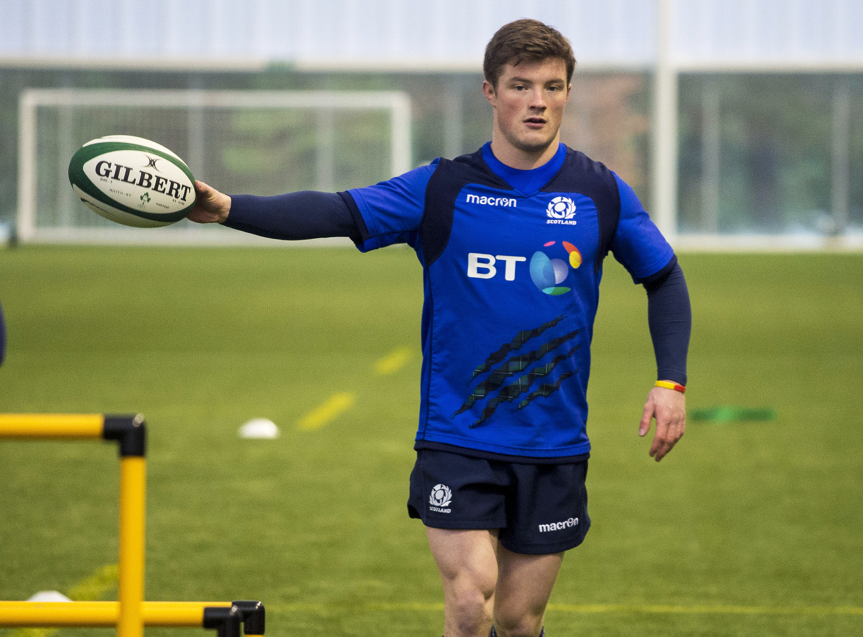 Hat-trick hero George Horne could be the coming man at scrum-half for Scotland.