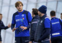 Richie Gray is one of a number of players coming back from injury to Scotland's squad ahead of the 6 Nations game against Ireland..