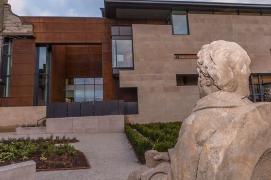 sessions will take place in Dunfermline Carnegie library and galleries