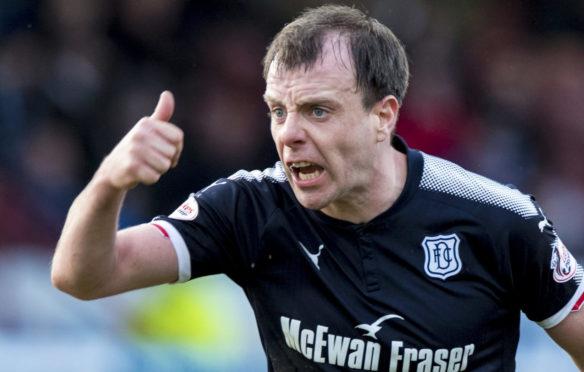 Paul McGowan remains a key player for Dark Blues