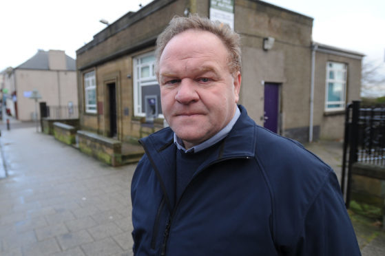 Councillor Alex Campbell has expressed his concerns over the situation.