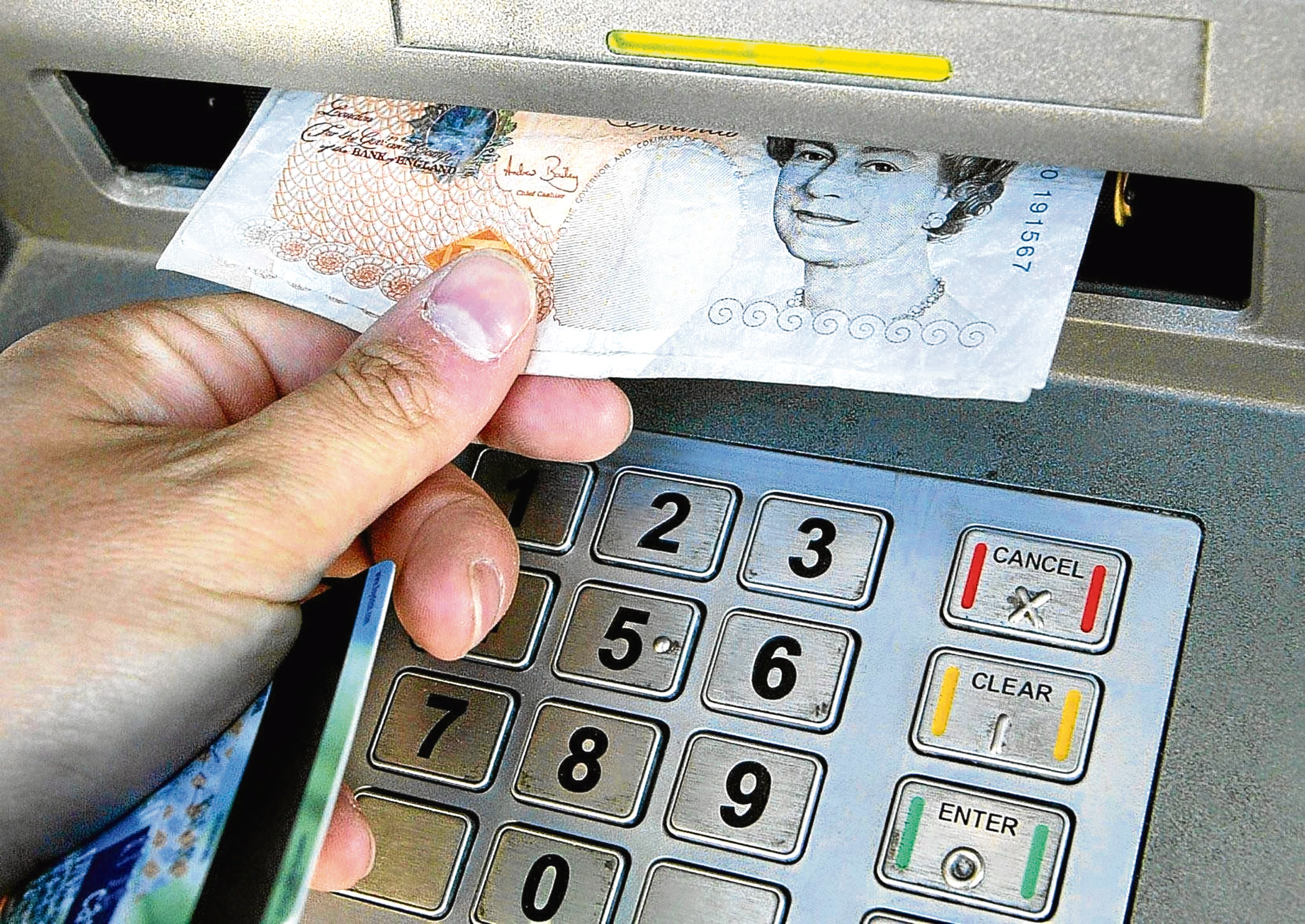 MSPs fear that rural communities will struggle from the lack of access to cash.