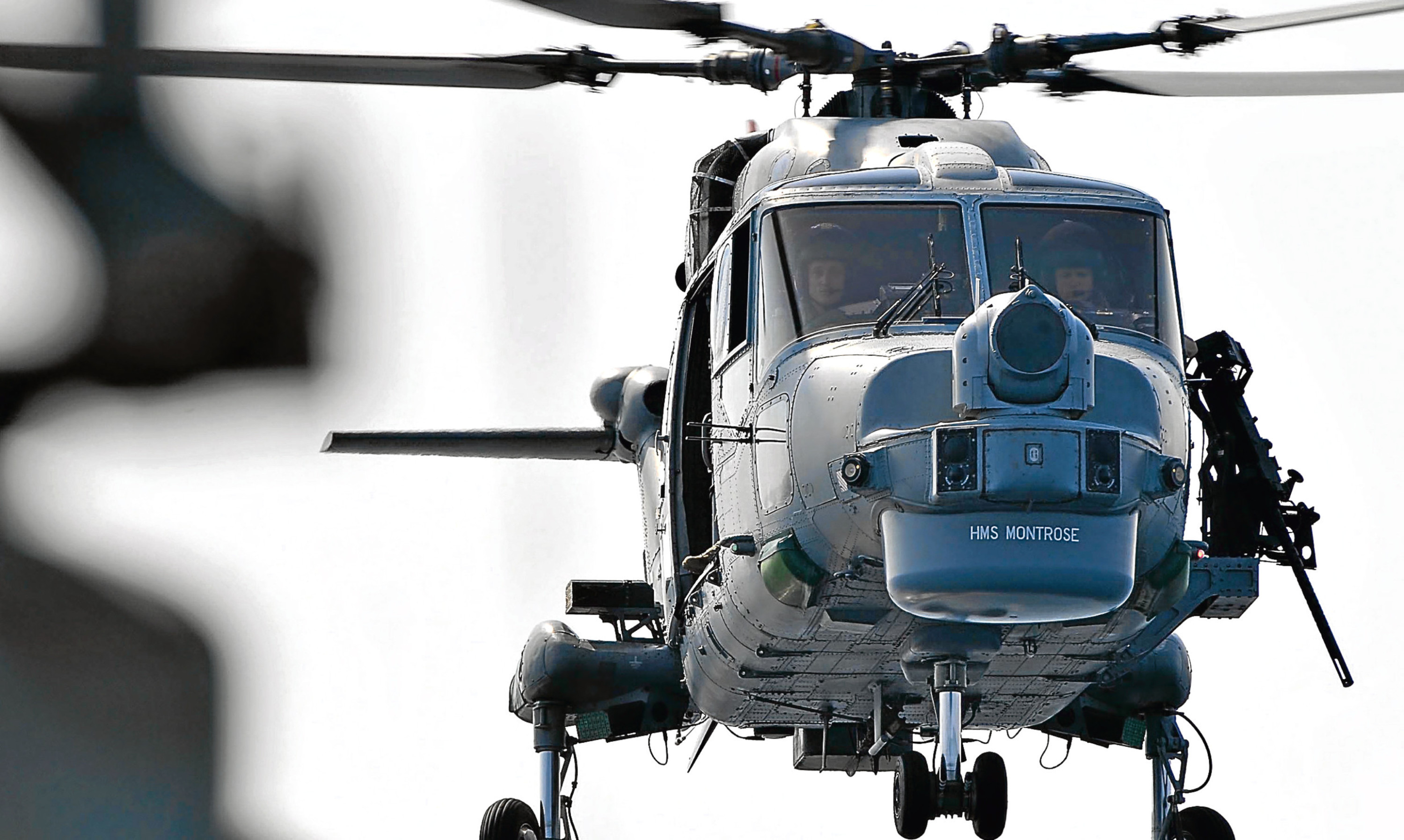 ATL will maintain the GEM turbine in Lynx helicopters.