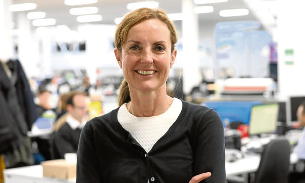 Katie Bickerstaffe, who will lead the new energy company formed by SSE and Npower.