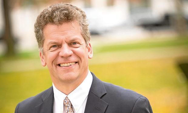 Mark Bamforth is president and CEO of Brammer Bio
