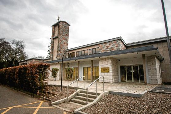 Perth Crematorium.