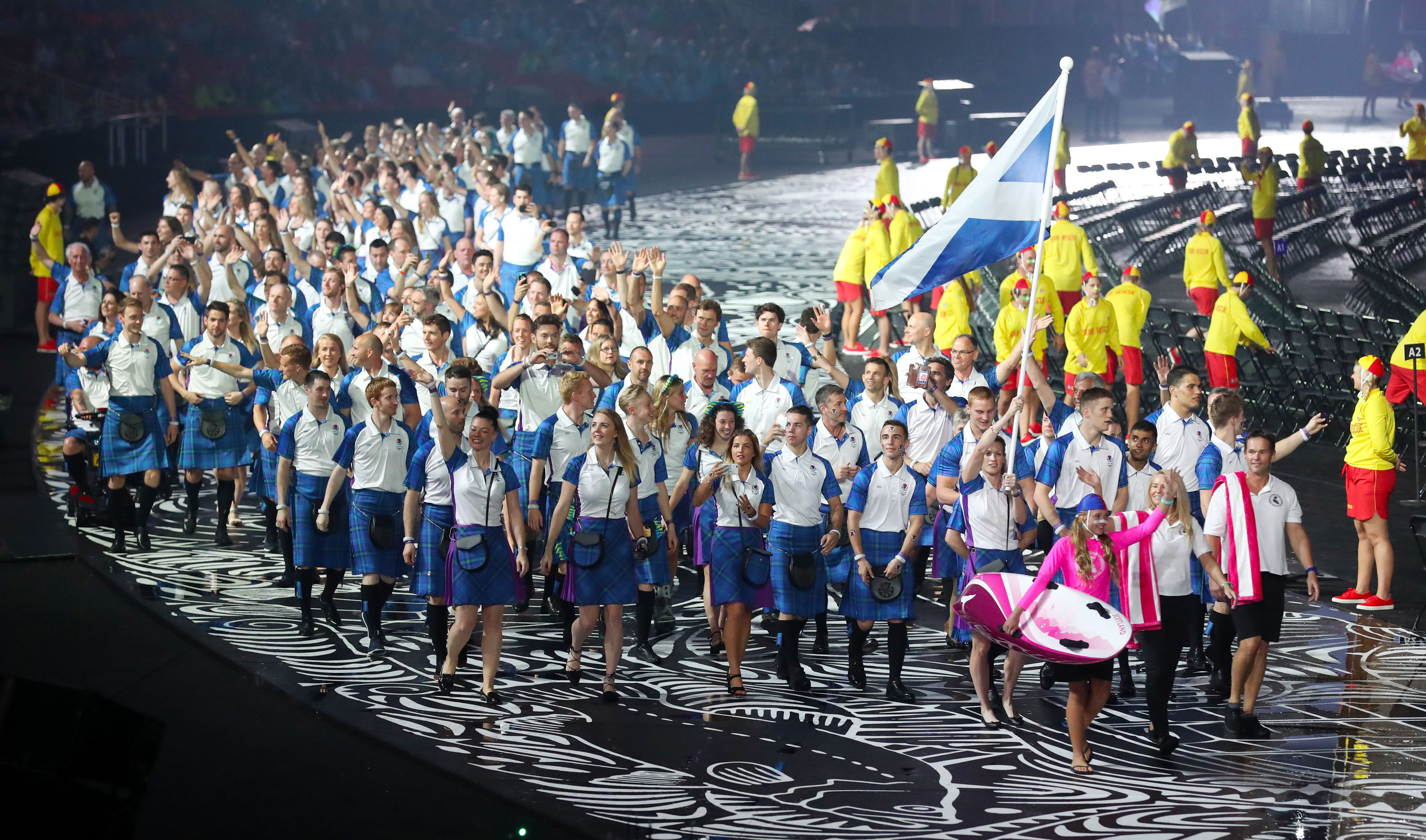 Which sports will no longer have a chance to be part of Team Scotland?