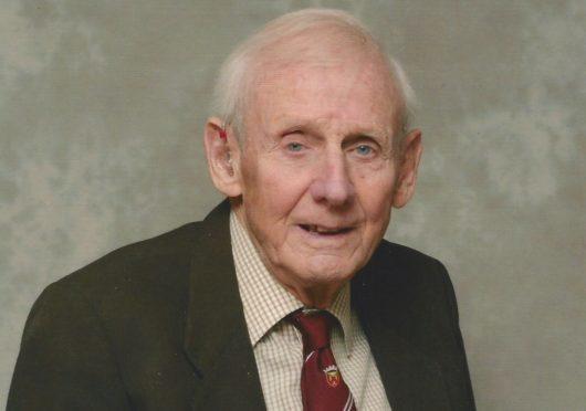 Dr Christopher Grant.