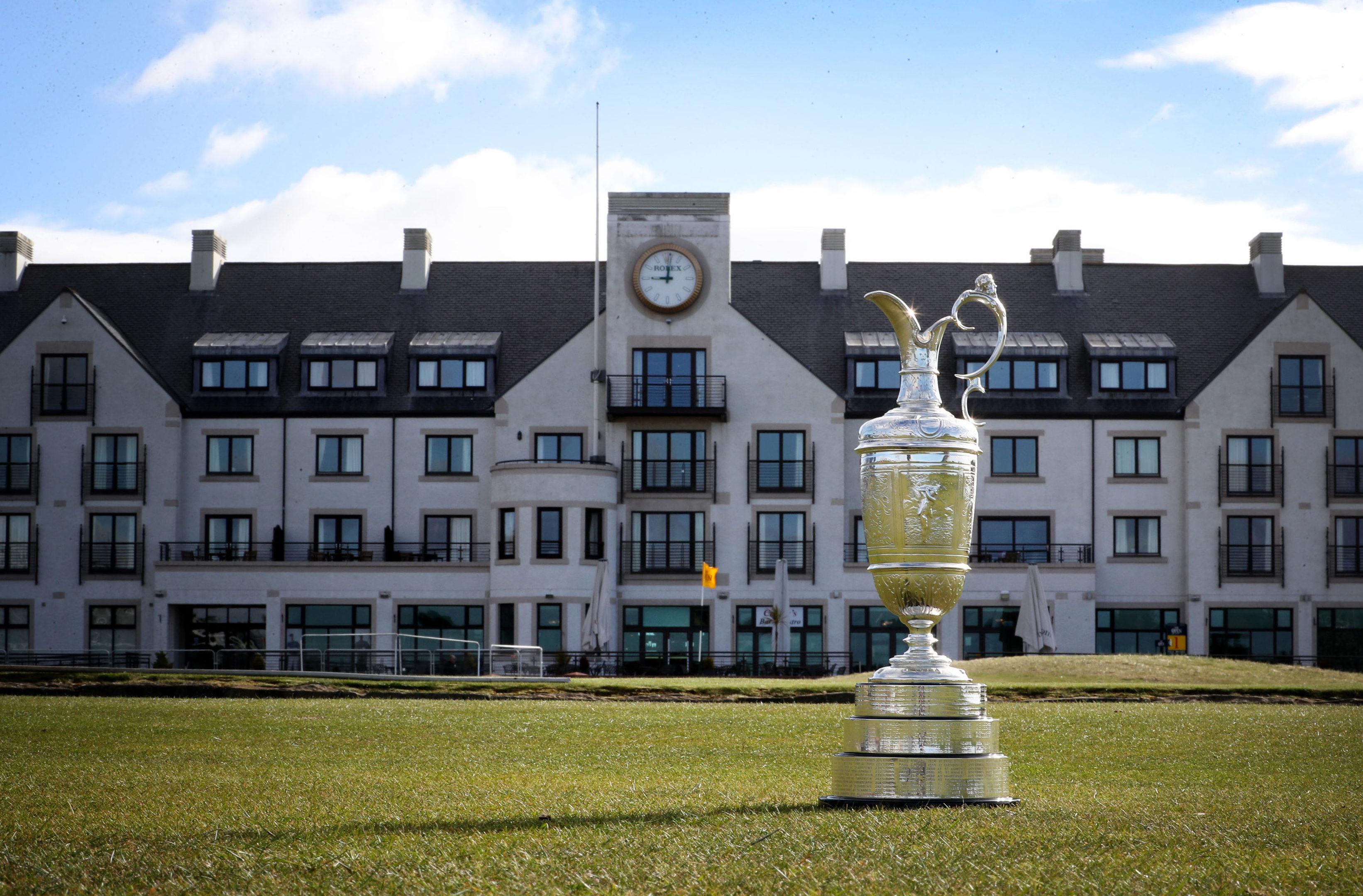 The Open arrives in Carnoustie in 2018