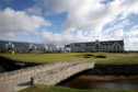 Carnoustie is seeking to expand after the Open leaves.