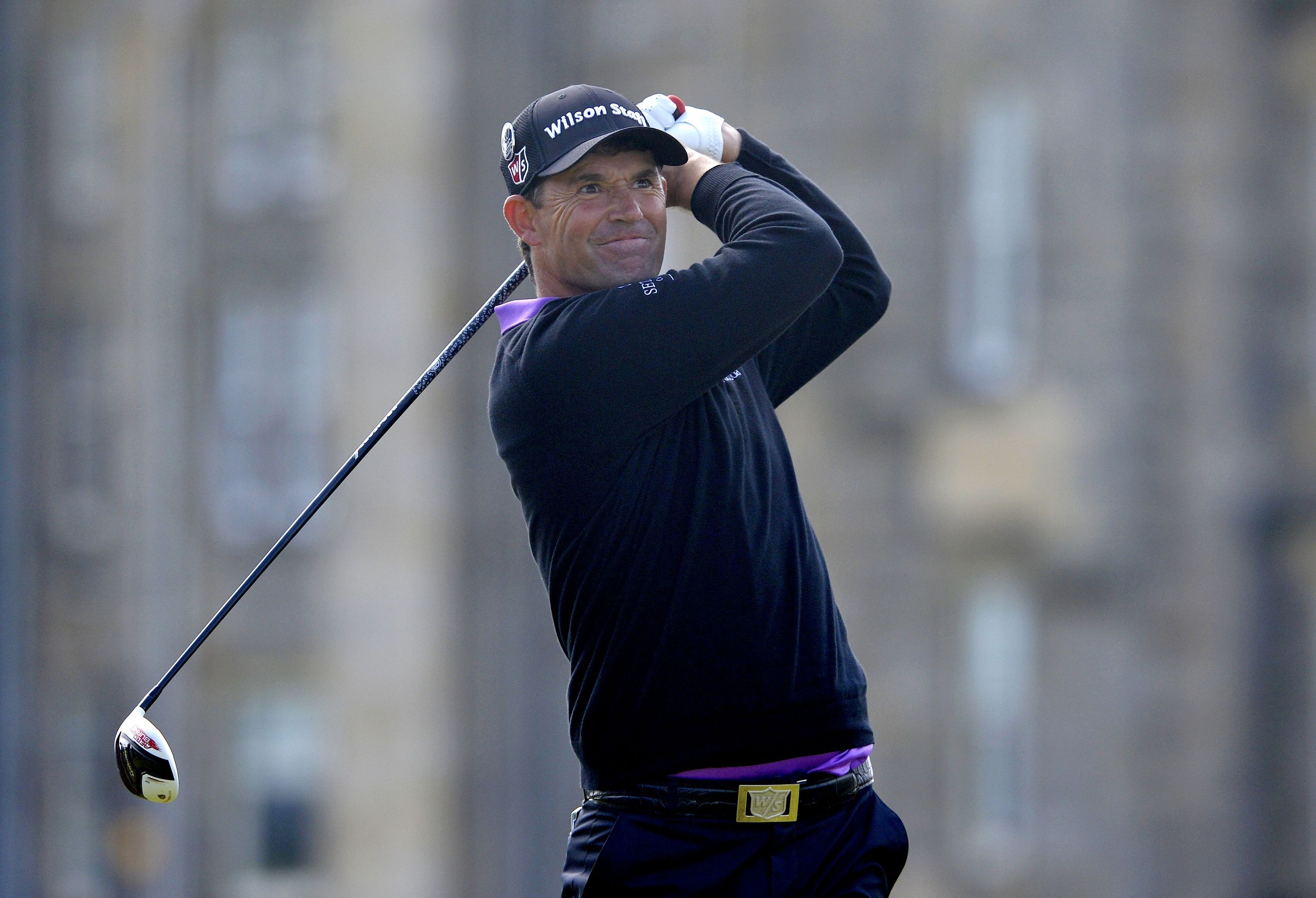 Ireland's Padraig Harrington is aiming at the Ryder Cup captaincy in 2020.