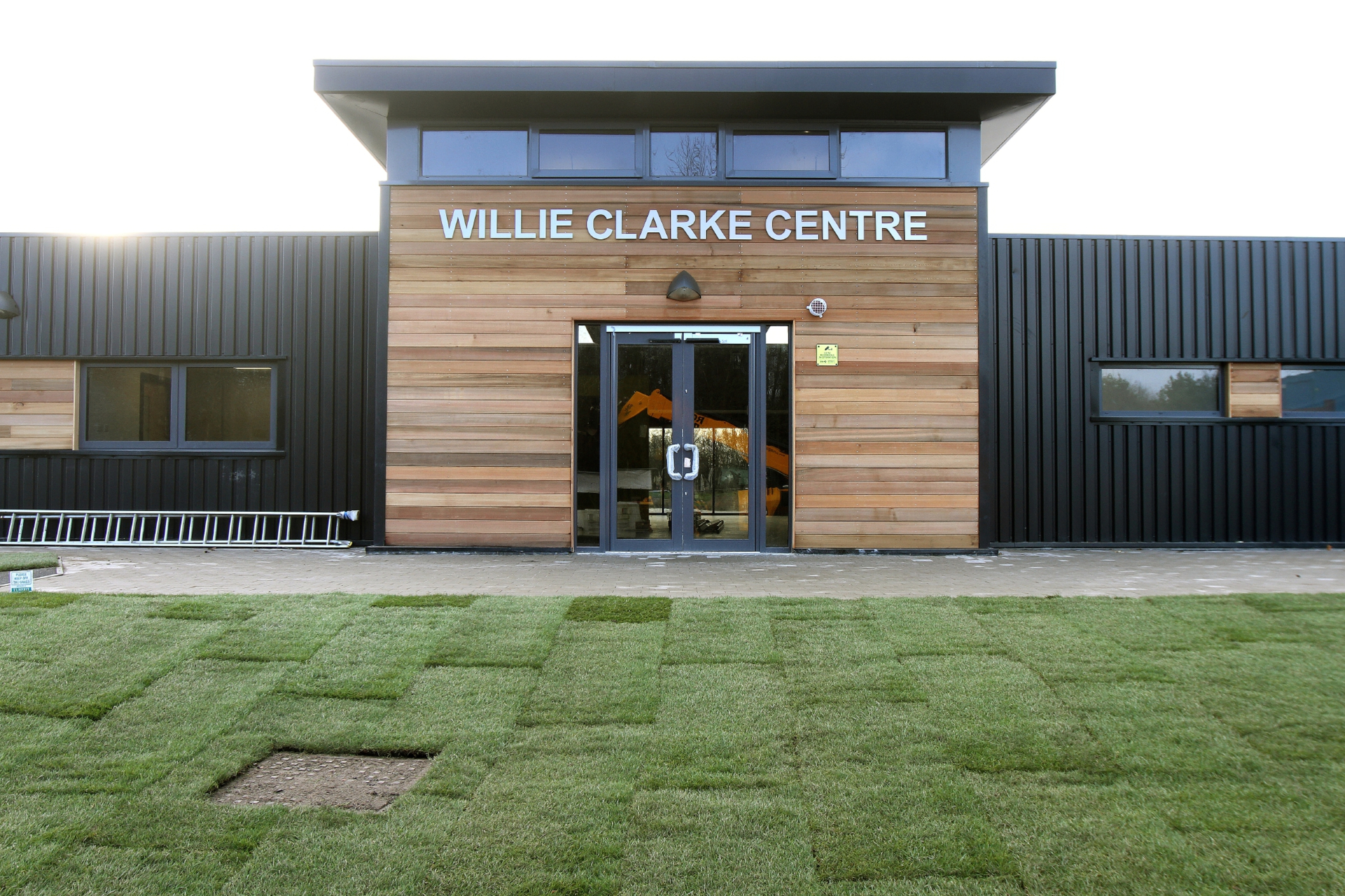The Willie Clarke centre