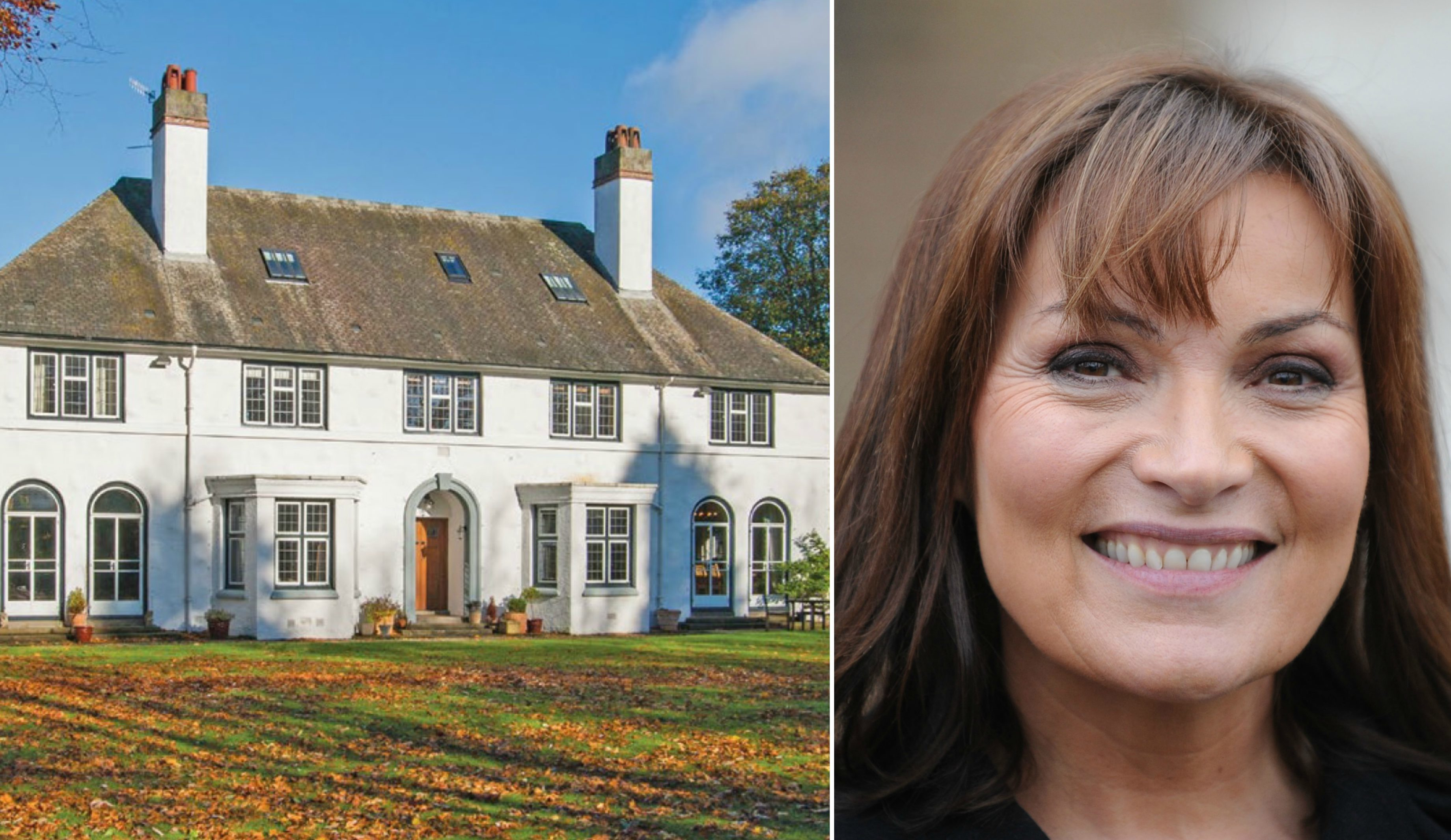 Lorraine Kelly has sold her Broughty Ferry home.