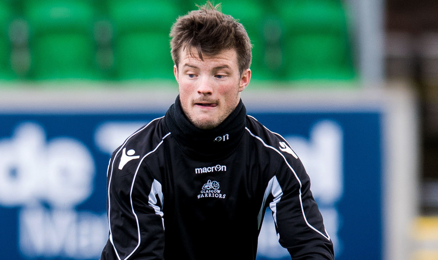 "Glasgow Warriors' George Horne set a ""world class"" mark on a gruelling fitness test."