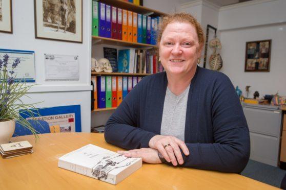 Professor Dame Sue Black.