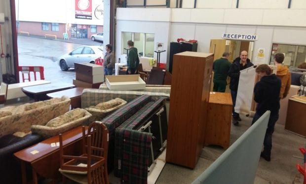 The Community Furniture Store in York