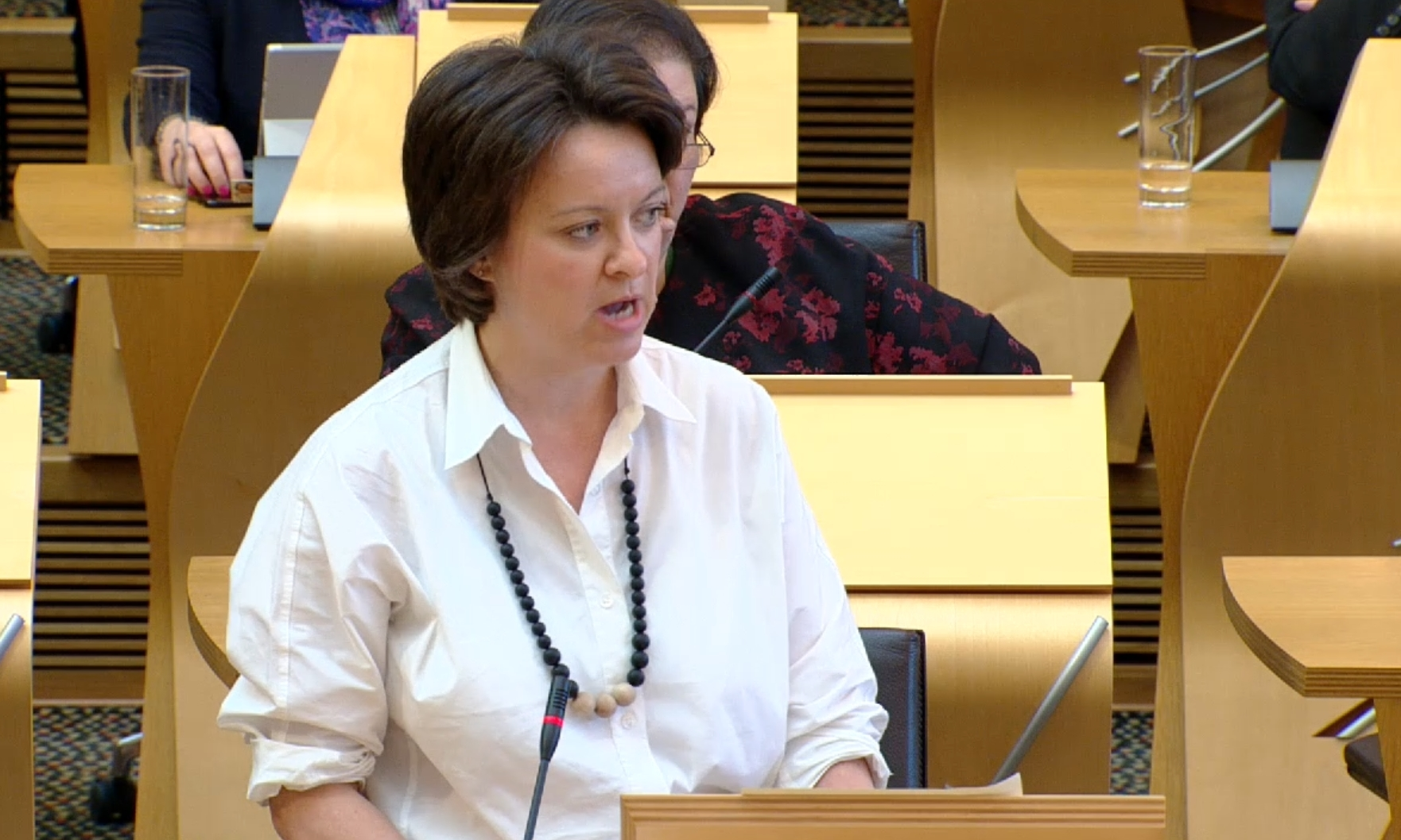 Dundee-based Labour MSP Jenny Marra.