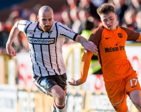 Dundee United and Dunfermline could soon be playing each other again.