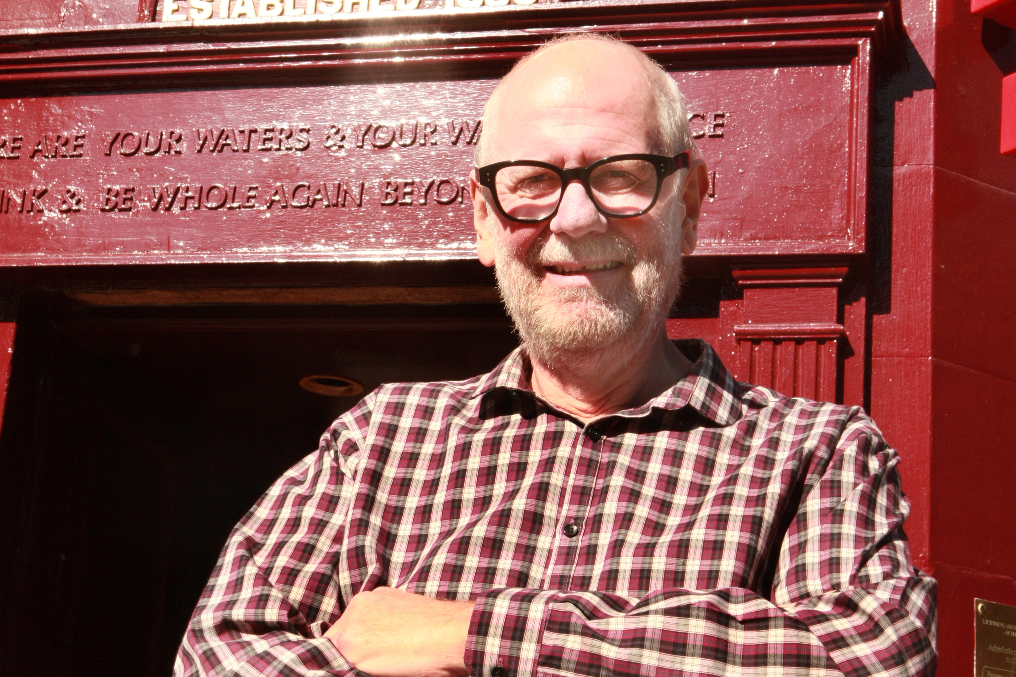 Alan Bannerman of The Phoenix.