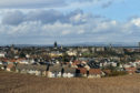St Andrews featured on the list - but visitors were surprised by its size