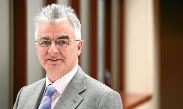 Sandy Adam, executive chairman of Springfield Properties